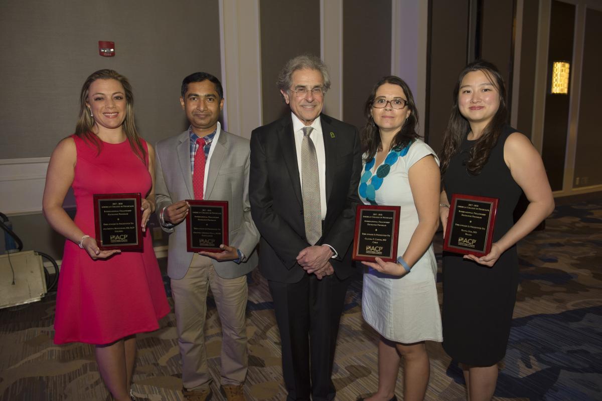International Fellowship Exchange Program Awardees