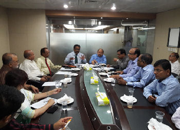 First Governors council meeting on 24th November 2015 at Popular Medical College Hospital.
