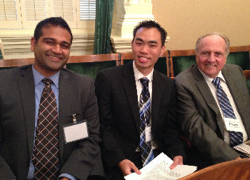 Drs. Cope, Chan, and Amin