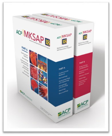 ACP MKSAP | MKSAP 18 | CME Resources