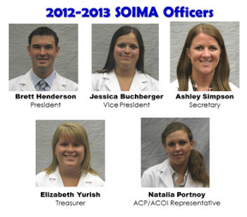 SOIMA Officers