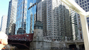 Chicago and the Architectural Boat Tour