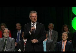 Democratic Senate Majority Leader, Tom Daschle