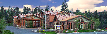 Hunt Lodge, McCall, Idaho