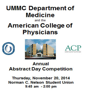 UMMC Abstract Day