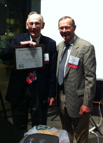 William A. Reynolds, MD, MACP & Ronald V. Loge, MD, MACP