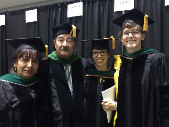 New Mexico Chapter Fellows at Convocation