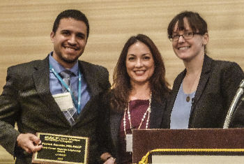 Patrick Rendon, MD, FACP and Alisha Parada, MD, FACP, Early Career Physician Leadership Co-Awardees