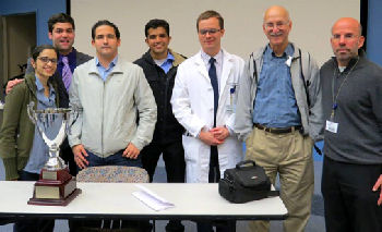 Einstein's Team Wins PA Medical Jeopardy Championship