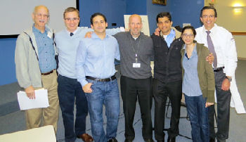 Eight SE Teams representing Lankenau, Temple, Einstein, Penn, Jefferson, Drexel, Crozer, and Christiana, DE competed in the SE Medical Jeopardy Tournament on November 8, 2014.