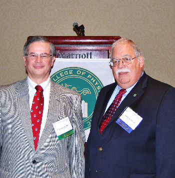 Drs. Fred Ralston and Richard Lane