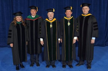 Special Representatives at Convocation