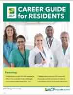 Career Guide for Residents - Winter 2020