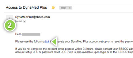 DynaMed Plus Email