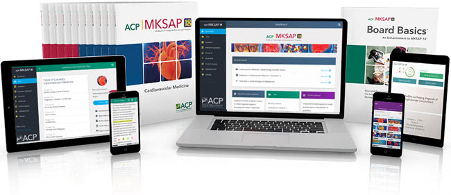 MKSAP 18 Product Line