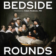Bedside Rounds Podcast Logo