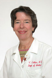 Virginia U. Collier, MD, MACP