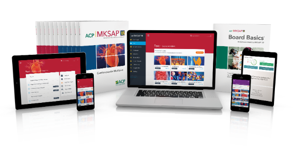 MKSAP 18 Products