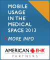 Mobile Usage in the Medical Space Report - 2013